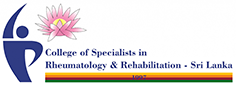 College of Specialists in Rheumatology & Rehabilitation – Sri Lanka